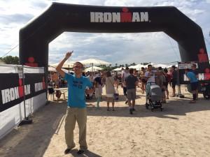 Marcus Mallorca Ironman